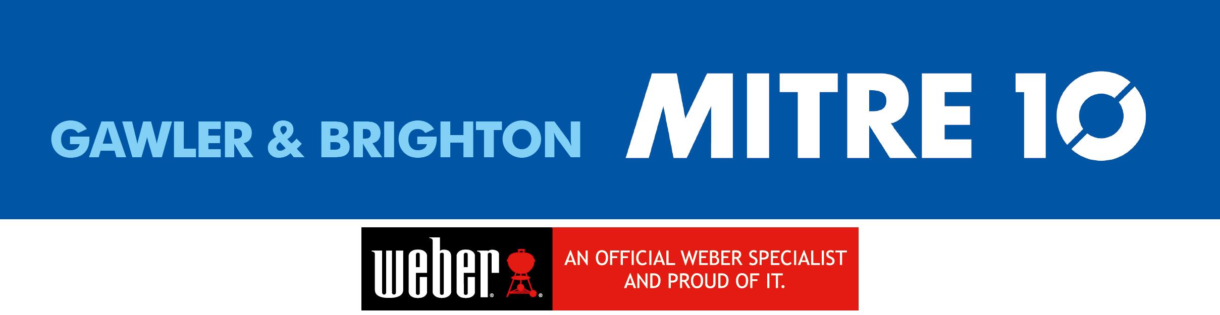 Mitre 10 Gawler & Brighton Logo